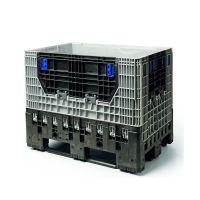 Palettenbox aus Kunststoff, Magnum Classic, gebraucht, faltbar, 1200x800x975mm