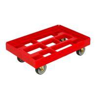 Transportroller Dolly aus Kunststoff, 610x410mm