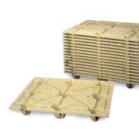 Pressholzpalette, leicht, 1200x1000x143mm