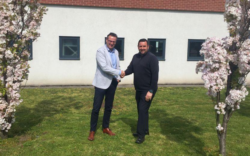 Rotom Europe erweitert seine Aktivitäten durch Firmen-Übernahme in Großbritannien