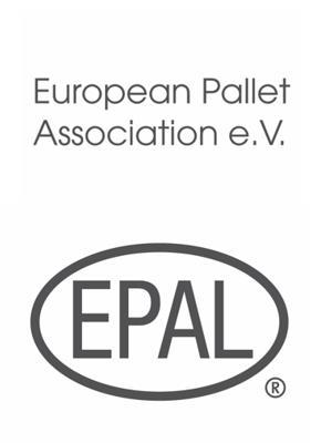EPAL-Paletten - Merkmale der EPAL Europaletten.