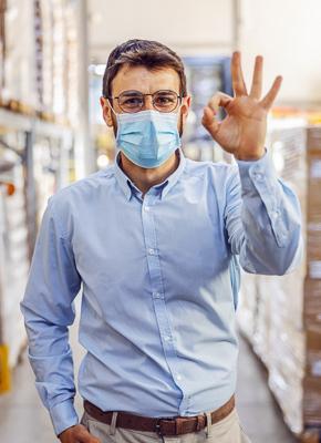 Vermietung von Verpackungen - Aufrechterhaltung des Angebots unter wechselnden Umständen