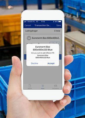 Verpackungspooling in der Logistik - finden Sie die Vorteile heraus